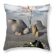 Coming Of Age Throw Pillow
