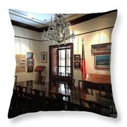 Commissioner's House -  Throw Pillow