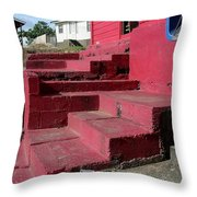 Committee Built? Sobriety Test? Throw Pillow