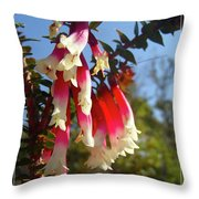 Common Heath Throw Pillow