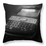 Communication Device Throw Pillow