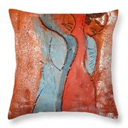 Company - Tile Throw Pillow