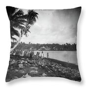 Company Throw Pillow