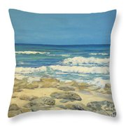 Compass Cay Throw Pillow