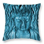 Compassionate One Co-2 Throw Pillow
