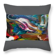 Complete Throw Pillow
