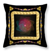 Complexical No 1873 Throw Pillow