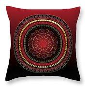 Complexical No 2165 Throw Pillow