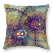 Complexity Is Worrisome Throw Pillow
