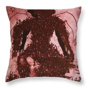 Complexity Of Human Life Throw Pillow