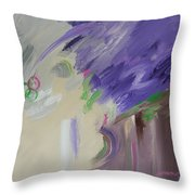 Complicated From Birth Throw Pillow