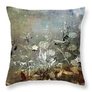 Composition By Nature Throw Pillow