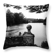 Compton Verney Warwickshire England Throw Pillow