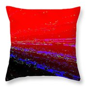Conceptual 13 Throw Pillow