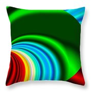 Conceptual 17 Throw Pillow