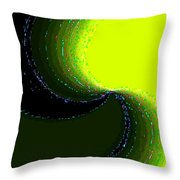 Conceptual 5 Throw Pillow