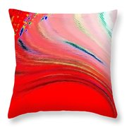 Conceptual 6 Throw Pillow