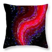 Conceptual 8 Throw Pillow