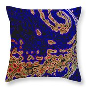 Conceptual 9 Throw Pillow