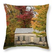 Concords Robbins Farm Throw Pillow