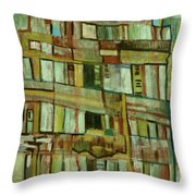 Condo Throw Pillow