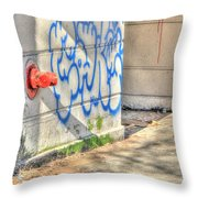 Coned Throw Pillow