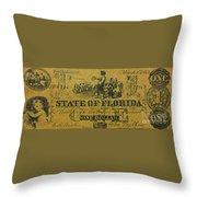 Confederacy  Throw Pillow
