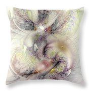 Confounded Paradox Throw Pillow