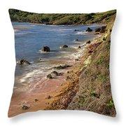 Congor Rocks Throw Pillow