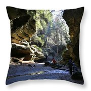 Conkles Hollow Throw Pillow