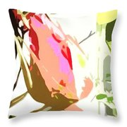 Connected Ladies Camo Throw Pillow
