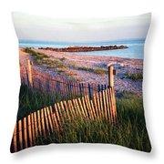 Connecticut Summer Throw Pillow