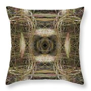 Connections 14 Throw Pillow
