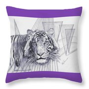 Conquest Throw Pillow