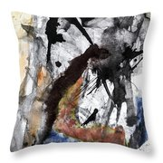Consider The Void Throw Pillow