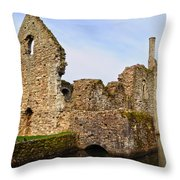 Constable's House Dorset Throw Pillow