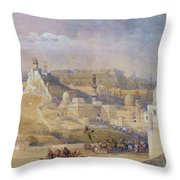 Constantinople Throw Pillow