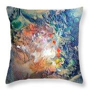 Constellation Perseidi Throw Pillow