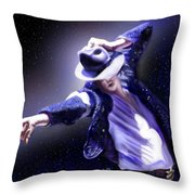 Constellation - Slot 89 Throw Pillow