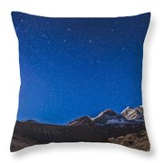 Constellations Of Perseus, Andromeda Throw Pillow