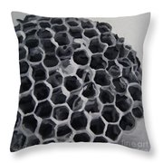 Constructed Throw Pillow
