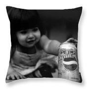 Consumer  Throw Pillow