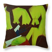 Contemporary - Texture Based Throw Pillow