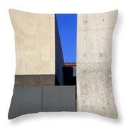 Contemporary Art Museum St. Louis Throw Pillow