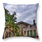 Conti Street Throw Pillow