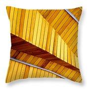Contour And Design Throw Pillow