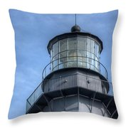 Control Tower Throw Pillow