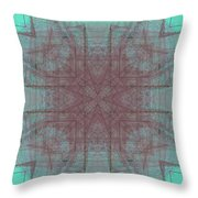Convergence 5-30-2015 #3 Throw Pillow