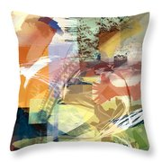 Convergence And Memory Throw Pillow