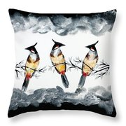 Conversations With Friends Throw Pillow